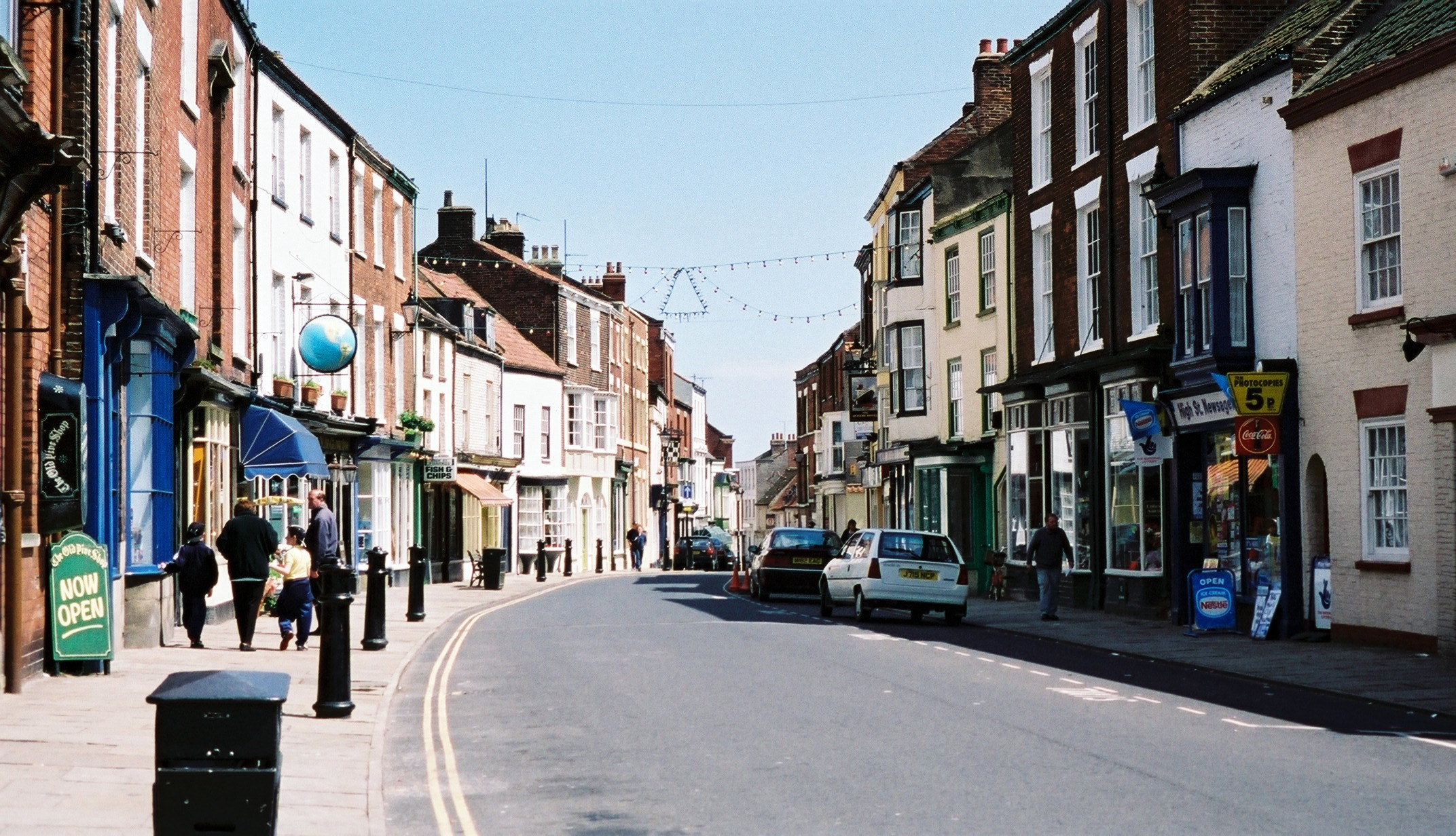 Explore the delights of Bridlington Old Town