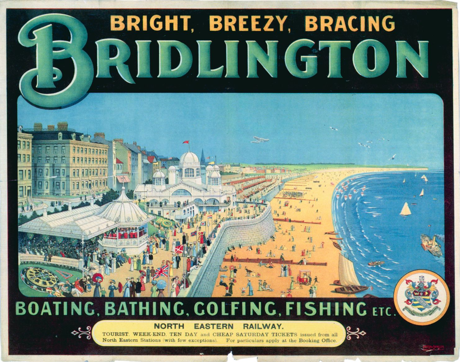 Bridlington Holidays: Why You Should Consider Visiting these Seaside Town
